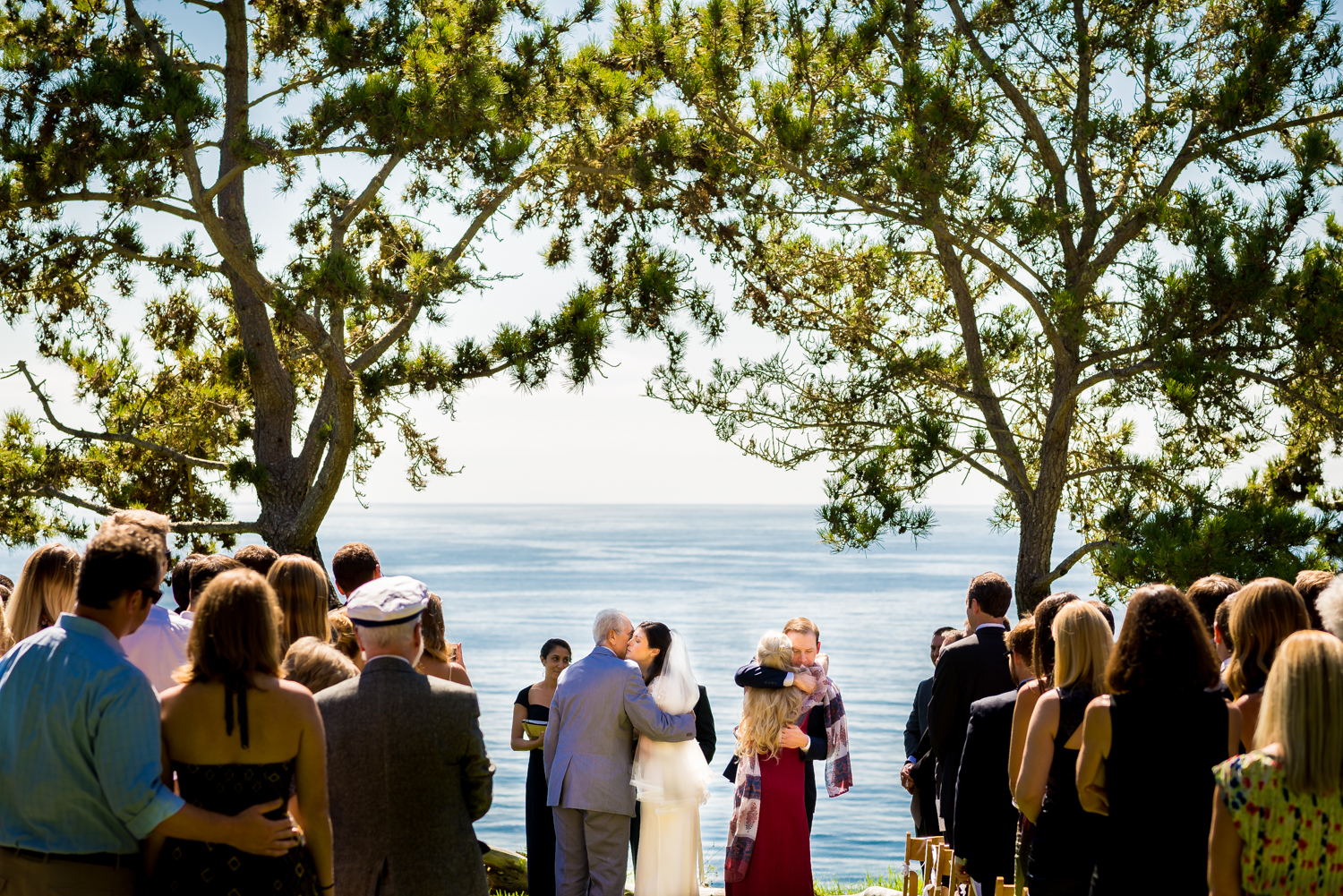 Big Sur Wedding at Paion Estate