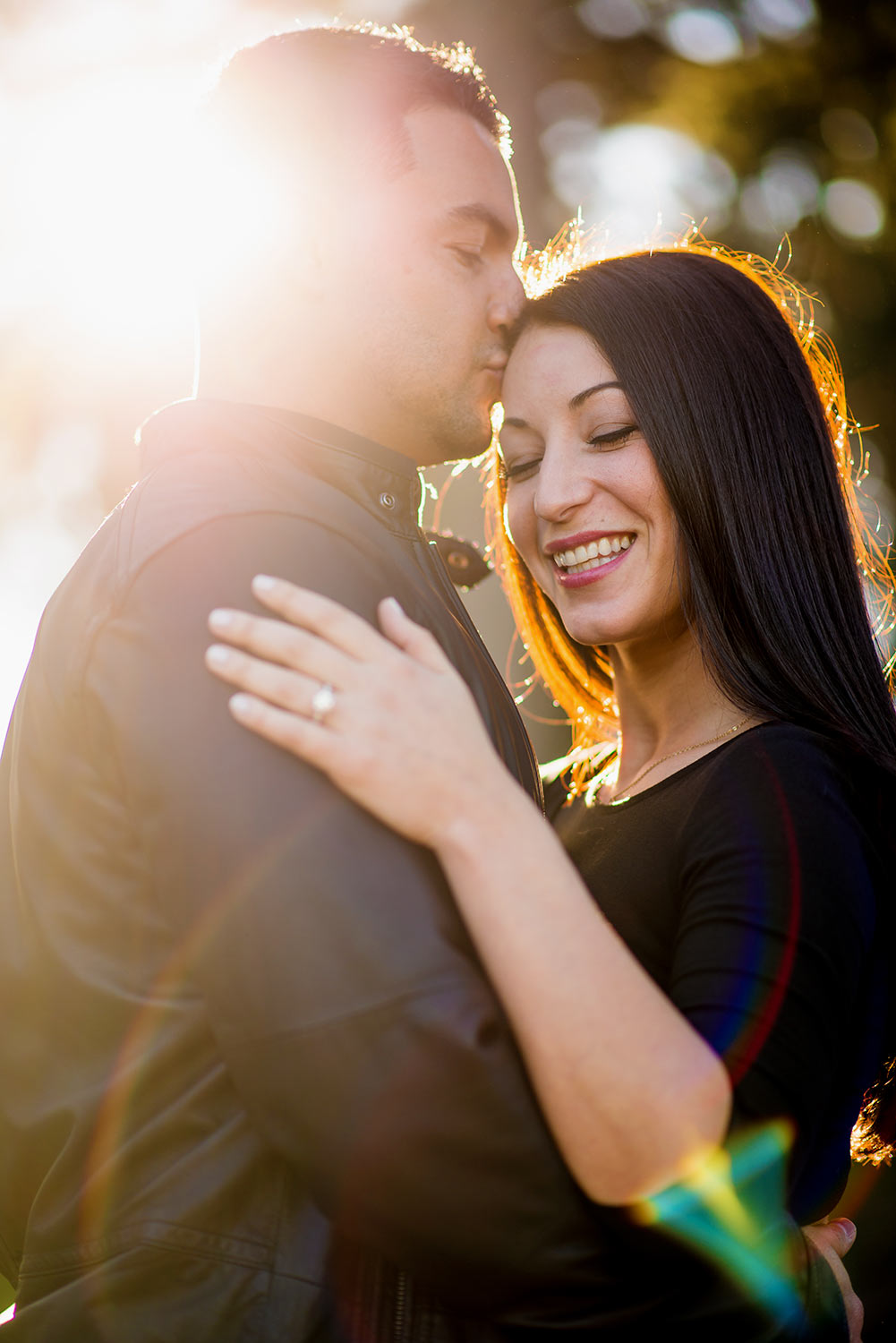 San Francisco engagement photography by Marc Flores