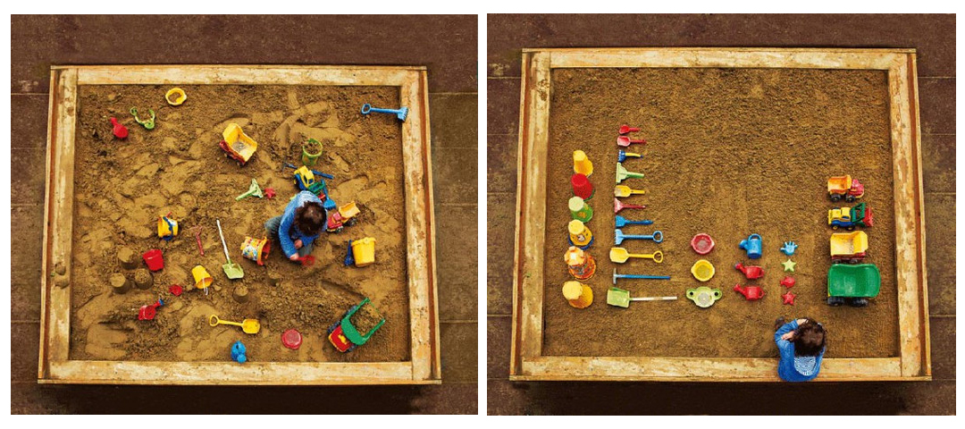 Ursus Wehrli's  The Art of Clean Up: Life Made Neat and Tidy .