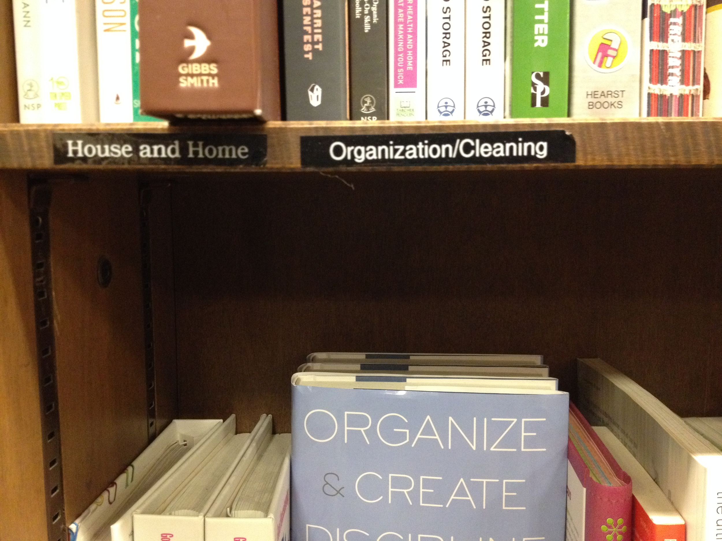 Organizing has always been very gendered, but it's not just a problem for women. My male clients will tell you so.