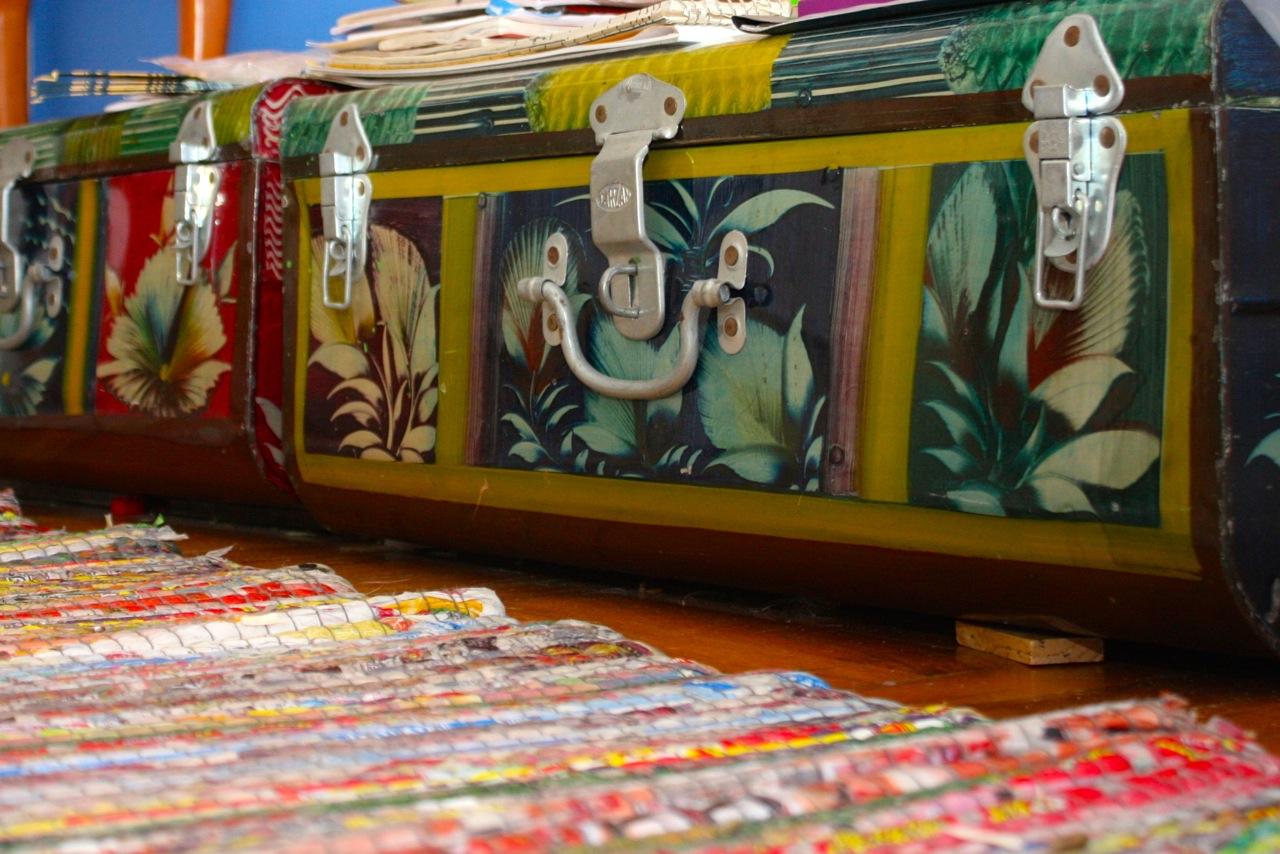 Marta Blair's Truly Amazing Suitcases
