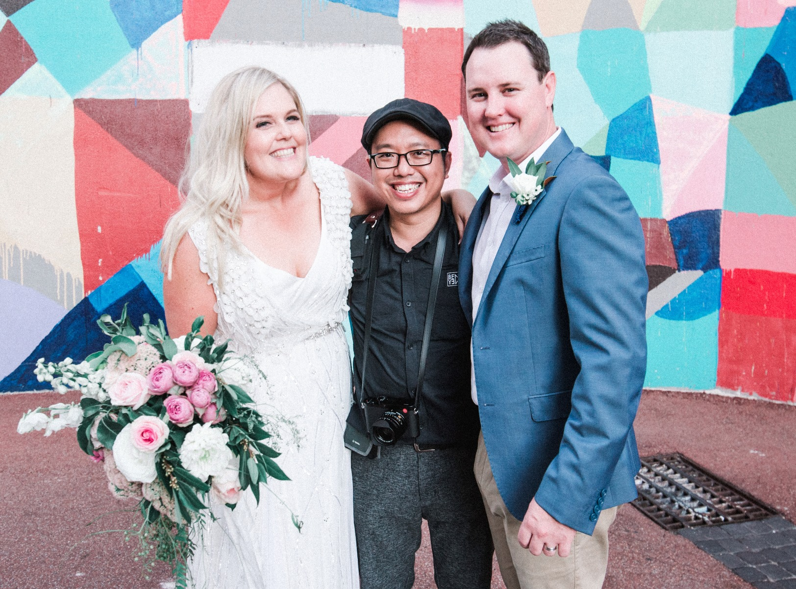 Ben Yew for Perth Wedding