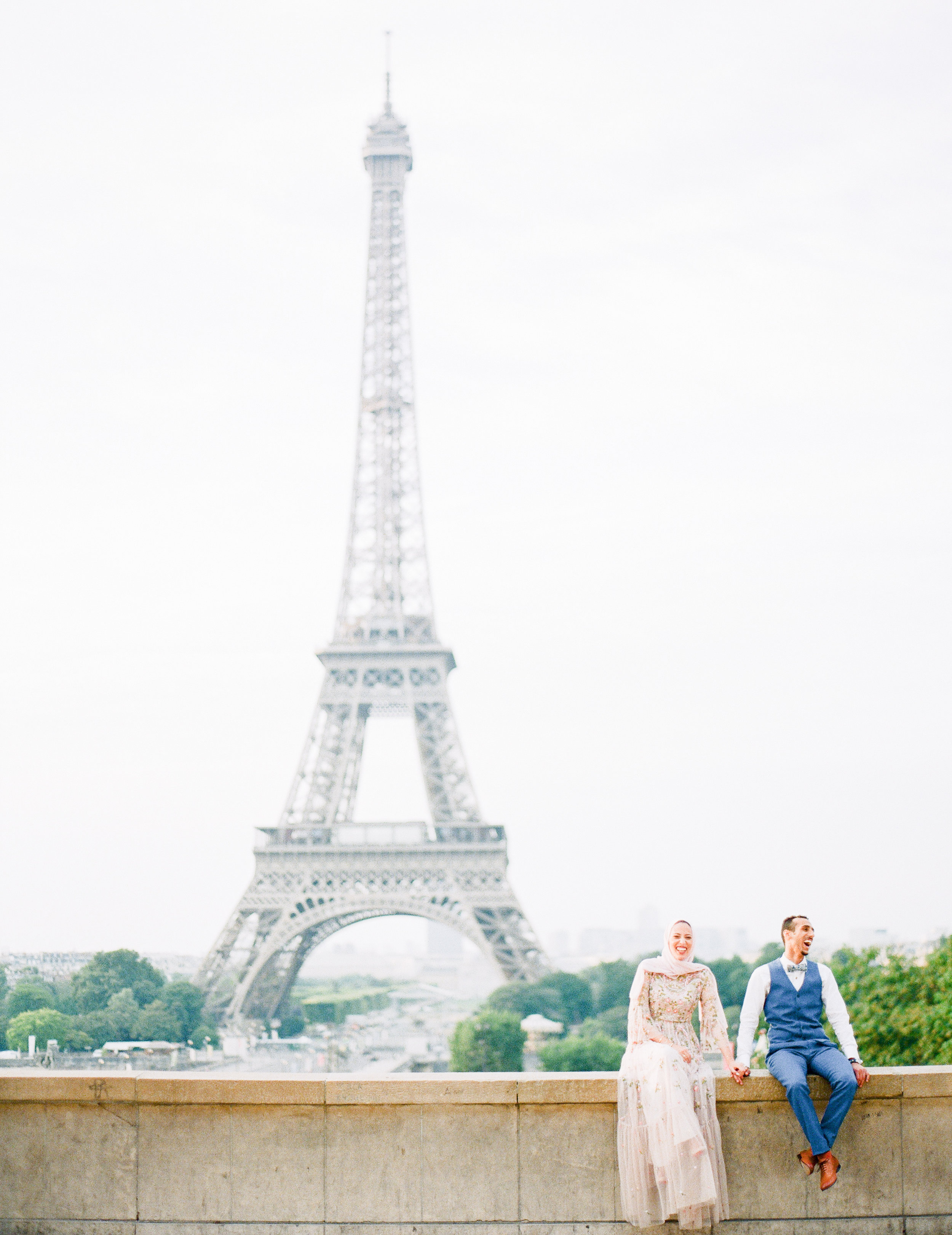 Paris Pre-Wedding Photographer