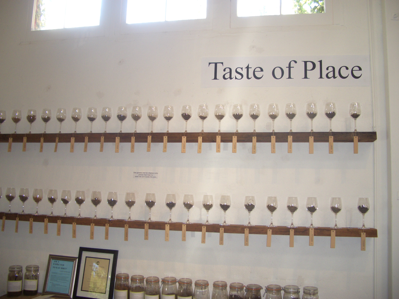 Taste of Place
