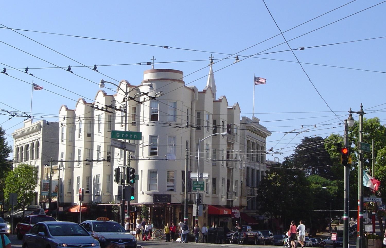 Washigton Street sf