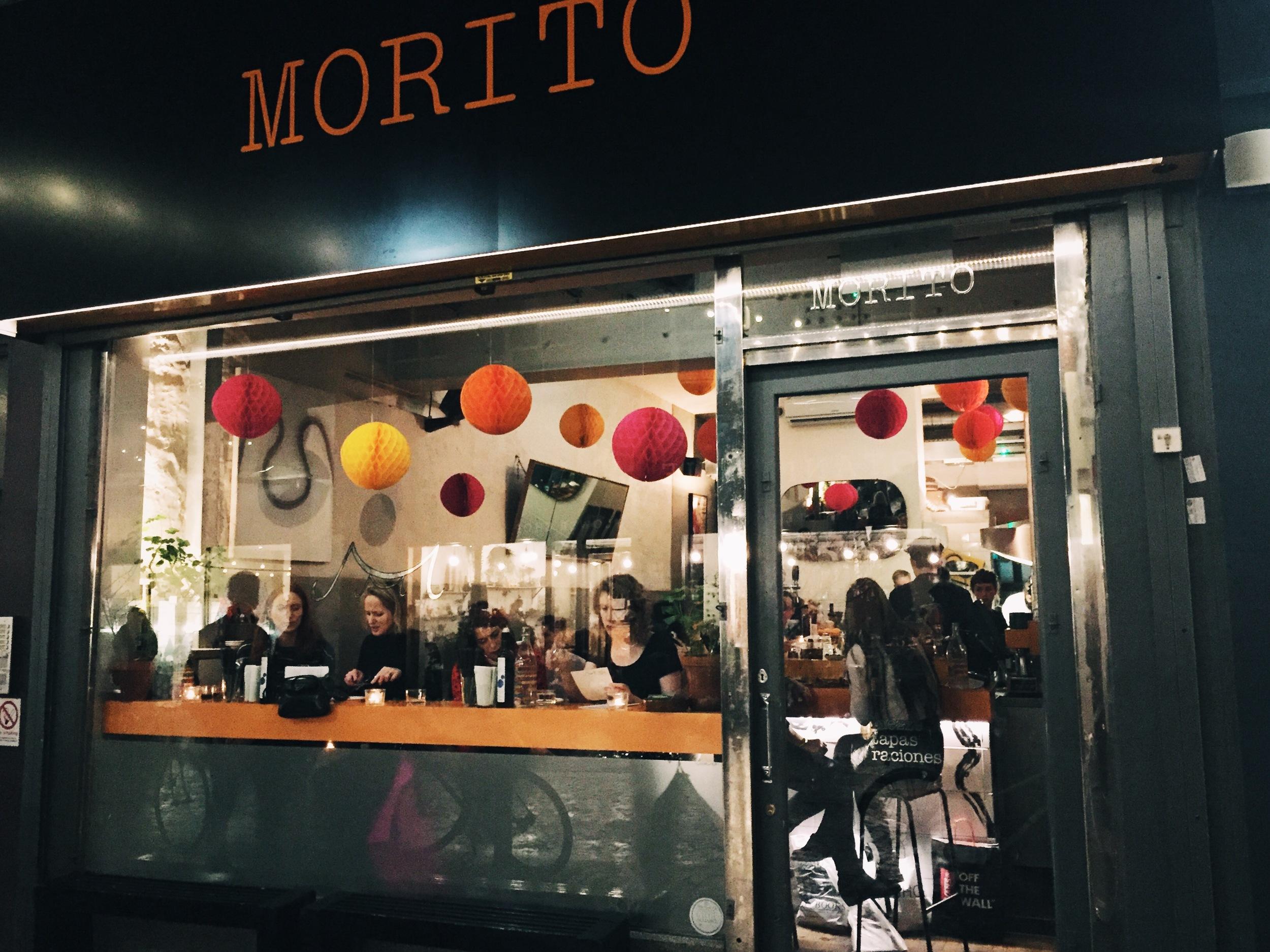 Morito Tapas , Exmouth Market.