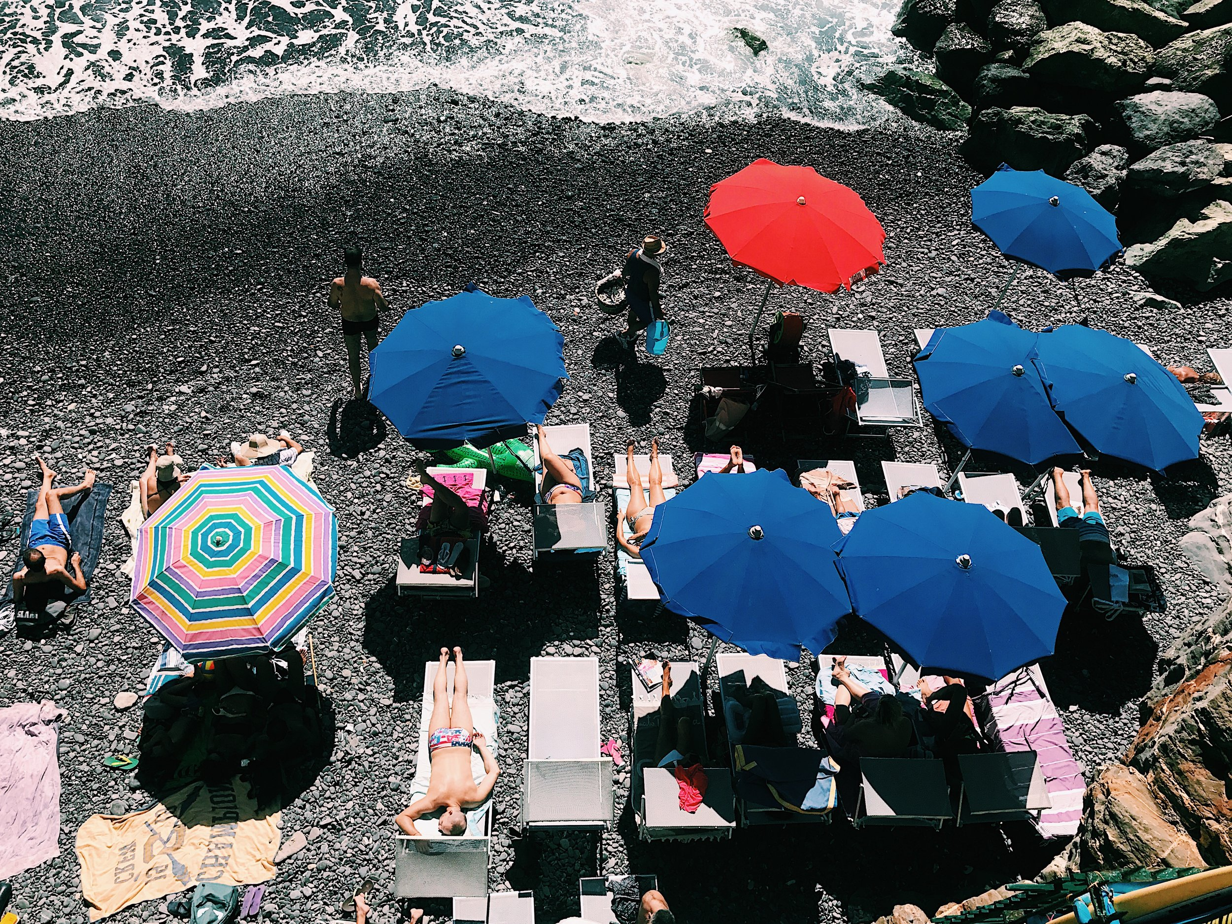 camogli parasol