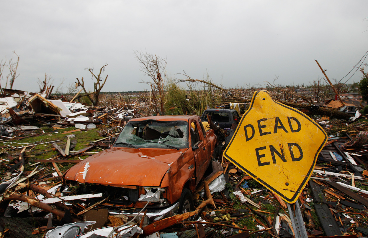 Jophlin Tornado USA 2011