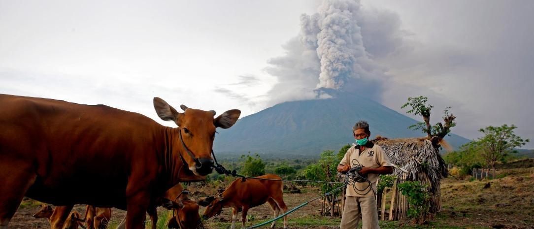 Mount Agung 2018 - Bali, Indonesia