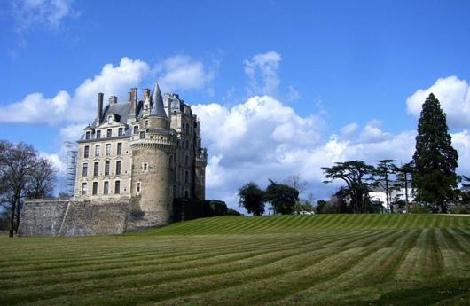 Château de Brissac © Eileen Hsieh