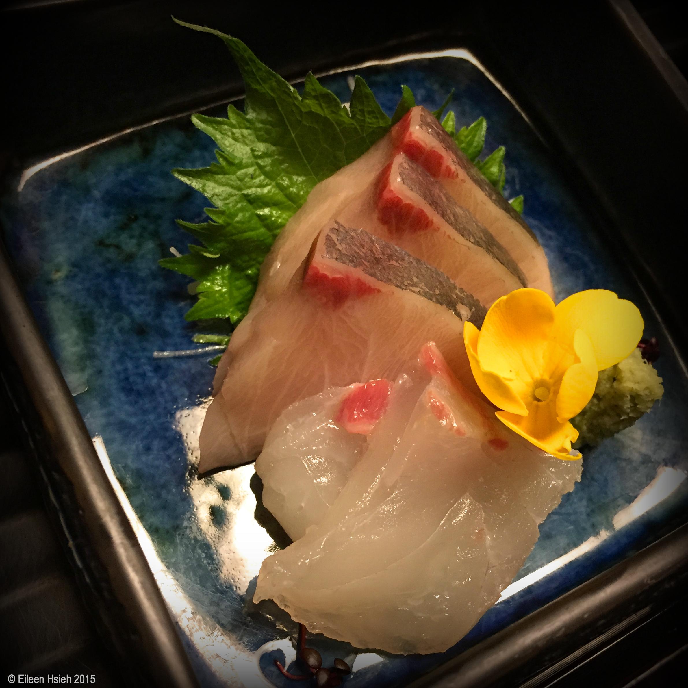 Motonago dinner sashimi followthatbug follow that bug