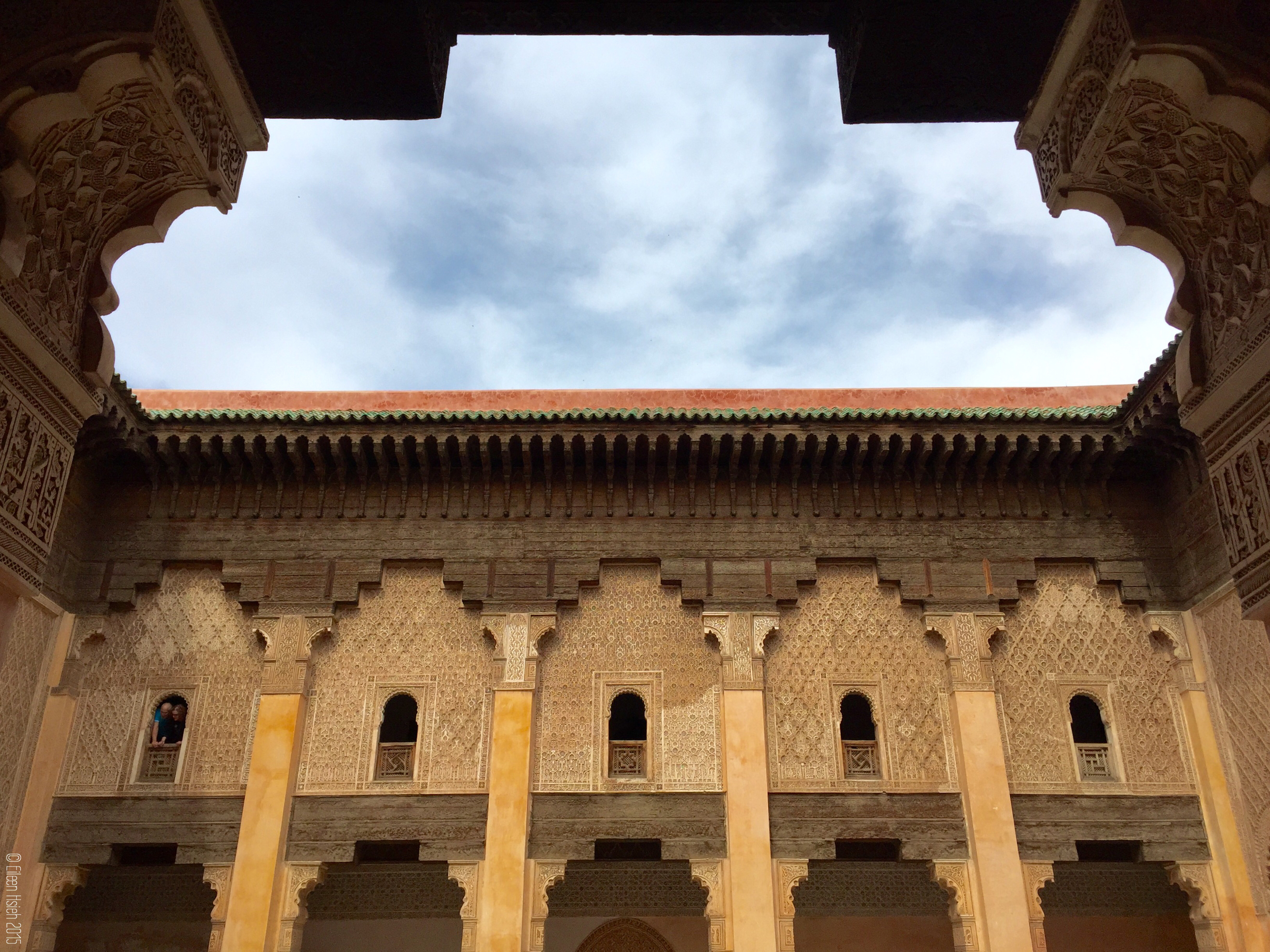 Founded in the 14th century, the Ben Youssef Madrasa in Marrakech had taught Islam to countless pupils until its closure in the 1960s.於14世紀建立的Ben Youssef Madrasa,一直是北非數一數二的  伊斯蘭神  學院,直到1960年代才停止教學。