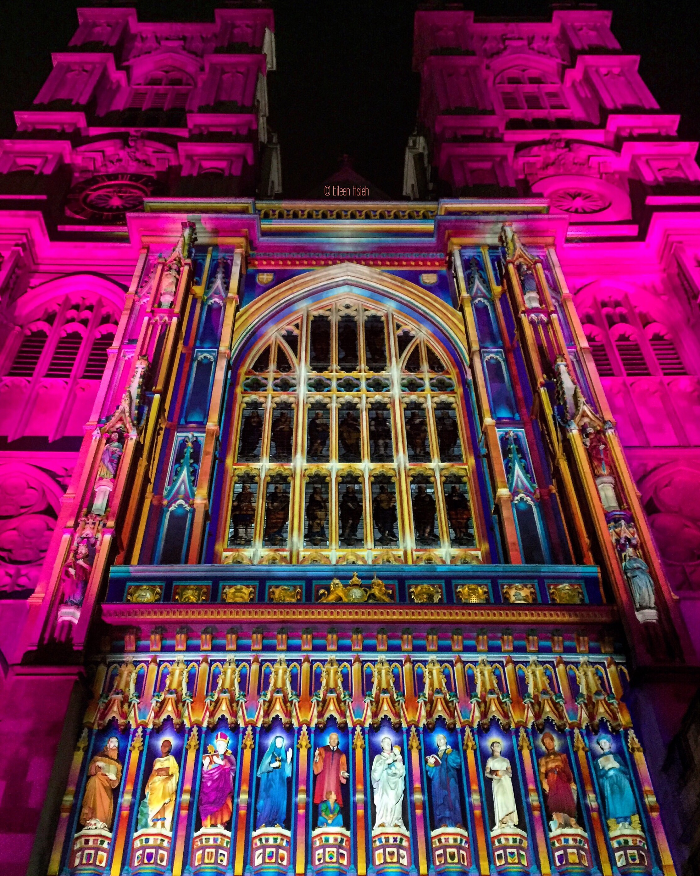 The Light of The Spirit by Patrice Warrener - Westminster Abbey