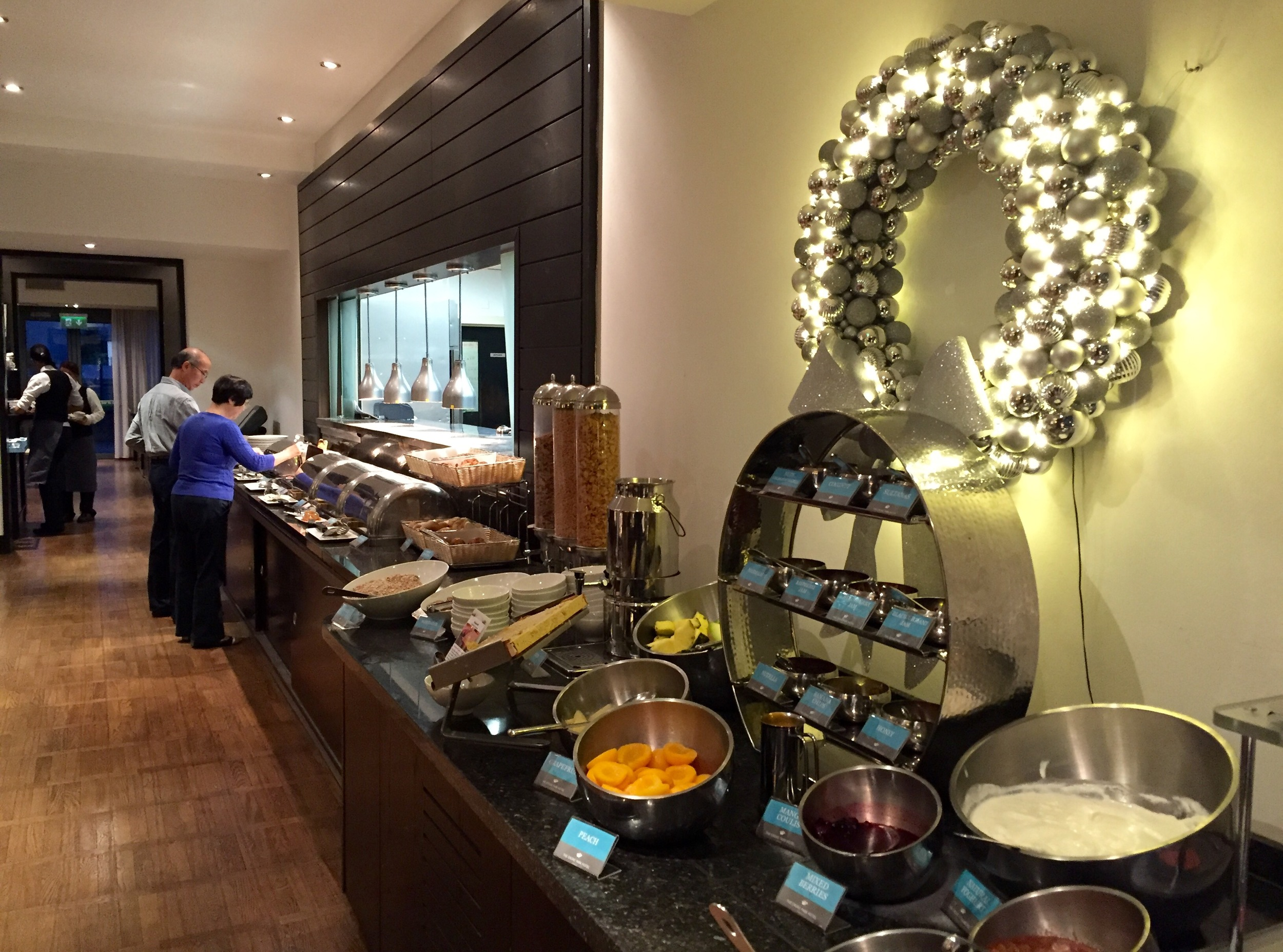 Croke Park Hotel Dublin breakfast buffet followthatbug follow that bug