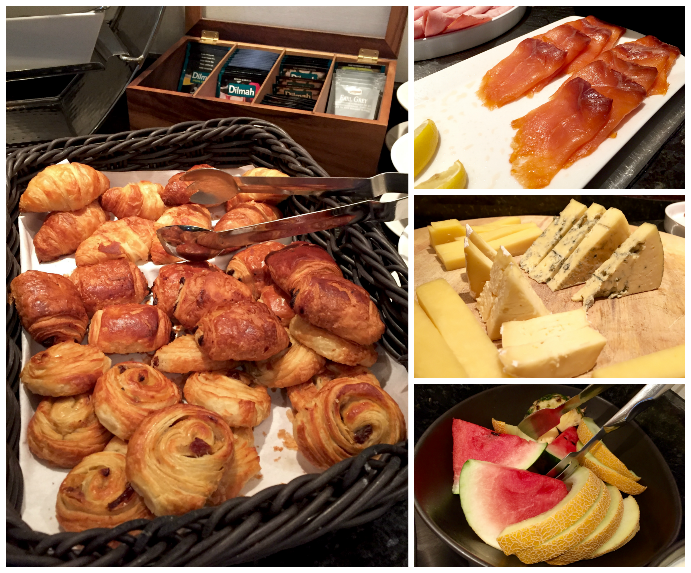 Croke Park Hotel Dublin executive breakfast collage followthatbug follow that bug