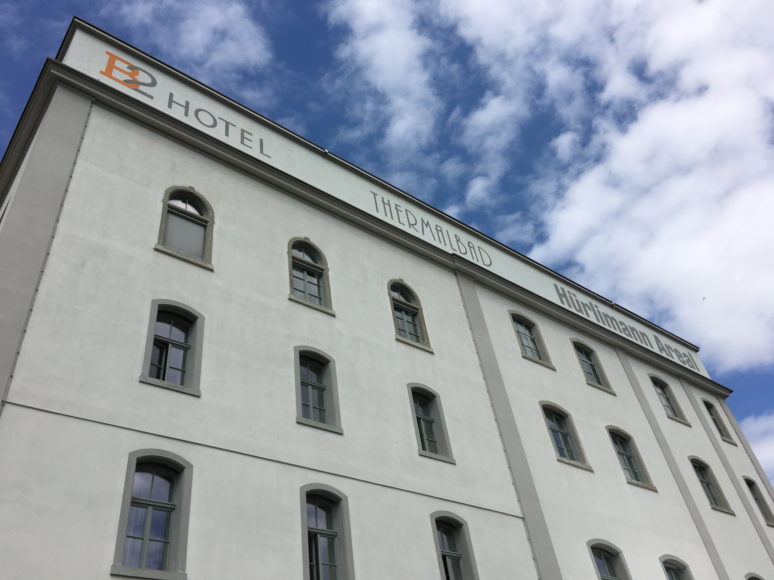 B2 Boutique Hotel & Spa in Zurich. /© Eileen Hsieh