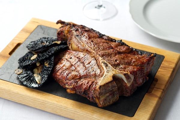 Succulent steak. (Image: Blue Boar Restaurant)