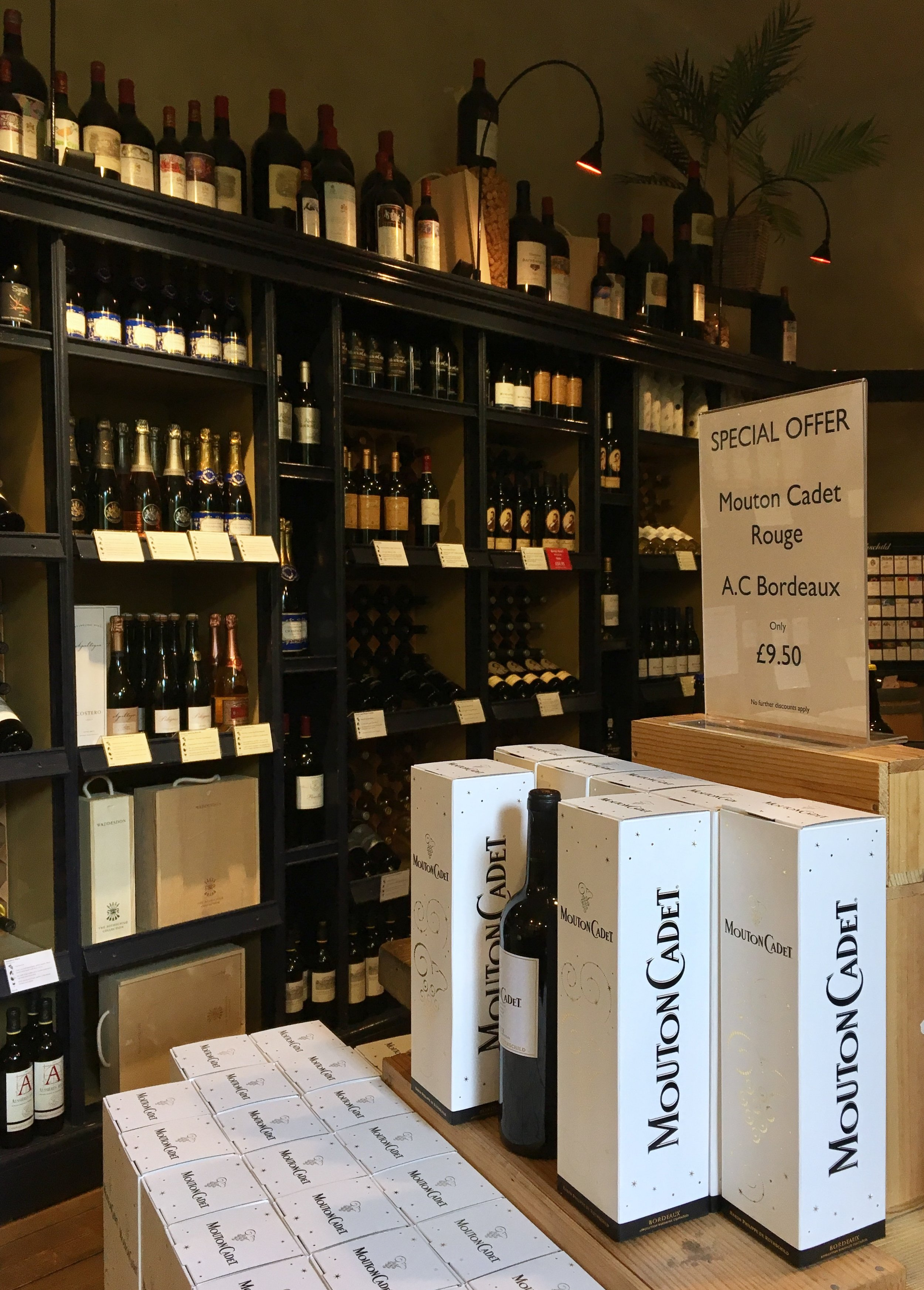 UK Waddesdon Manor wine shop National Trust French Chateau Rothschild Buckinghamshire garden chateau Eileen Hsieh Follow That Bug 2.jpg