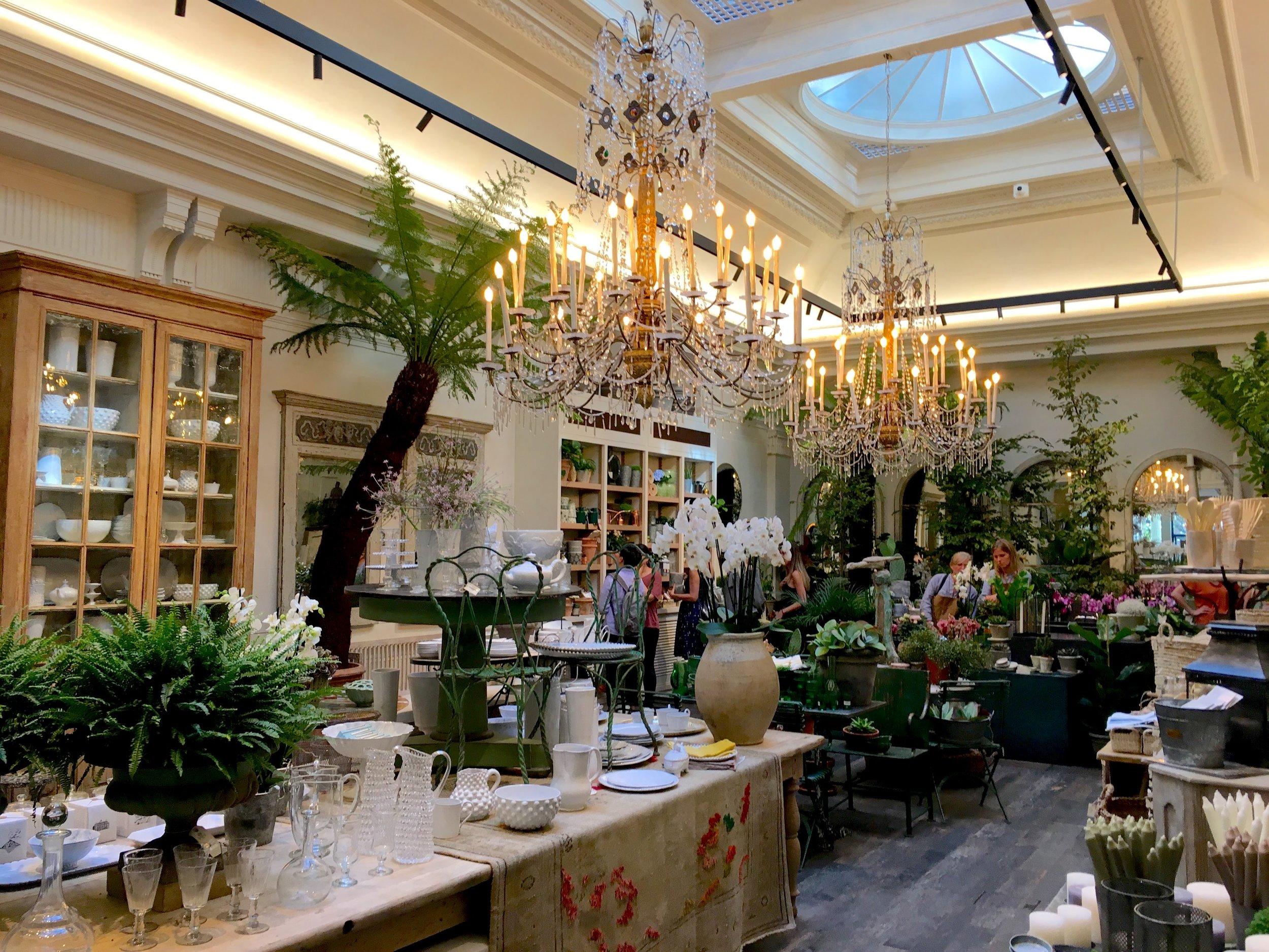 Petersham nursury covent garden interior 6 eileen hsieh followthatbug follow that bug london.JPG