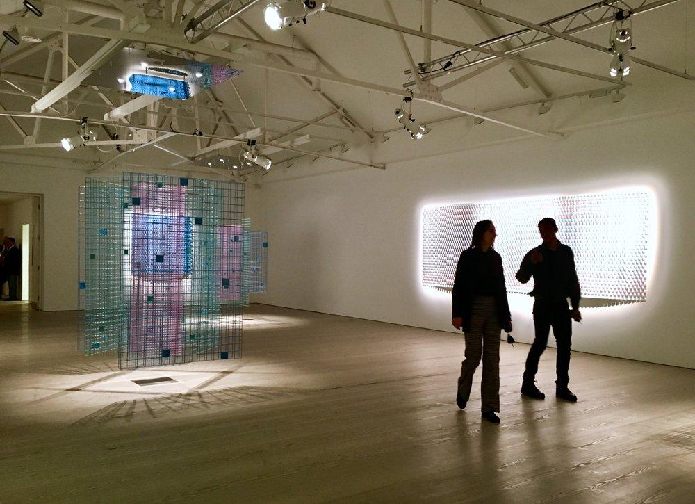 Rashid Khalifa Saatchi Gallery London Eileen Hsieh followthatbug follow that bug modern art exhibition.jpg