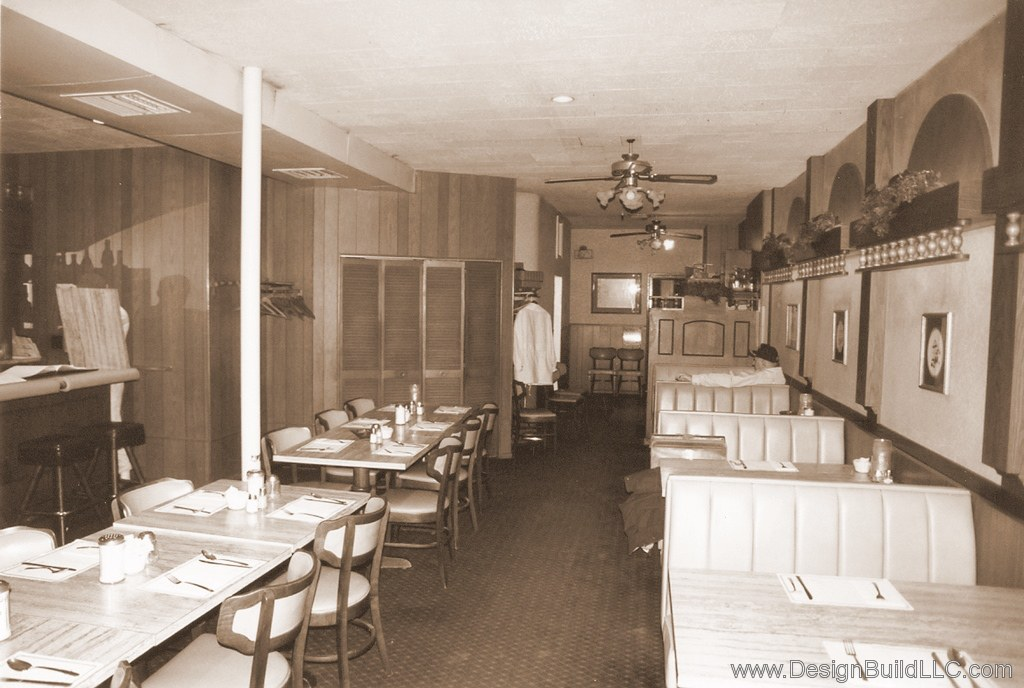 """""""Before"""": Main Dining Room"""