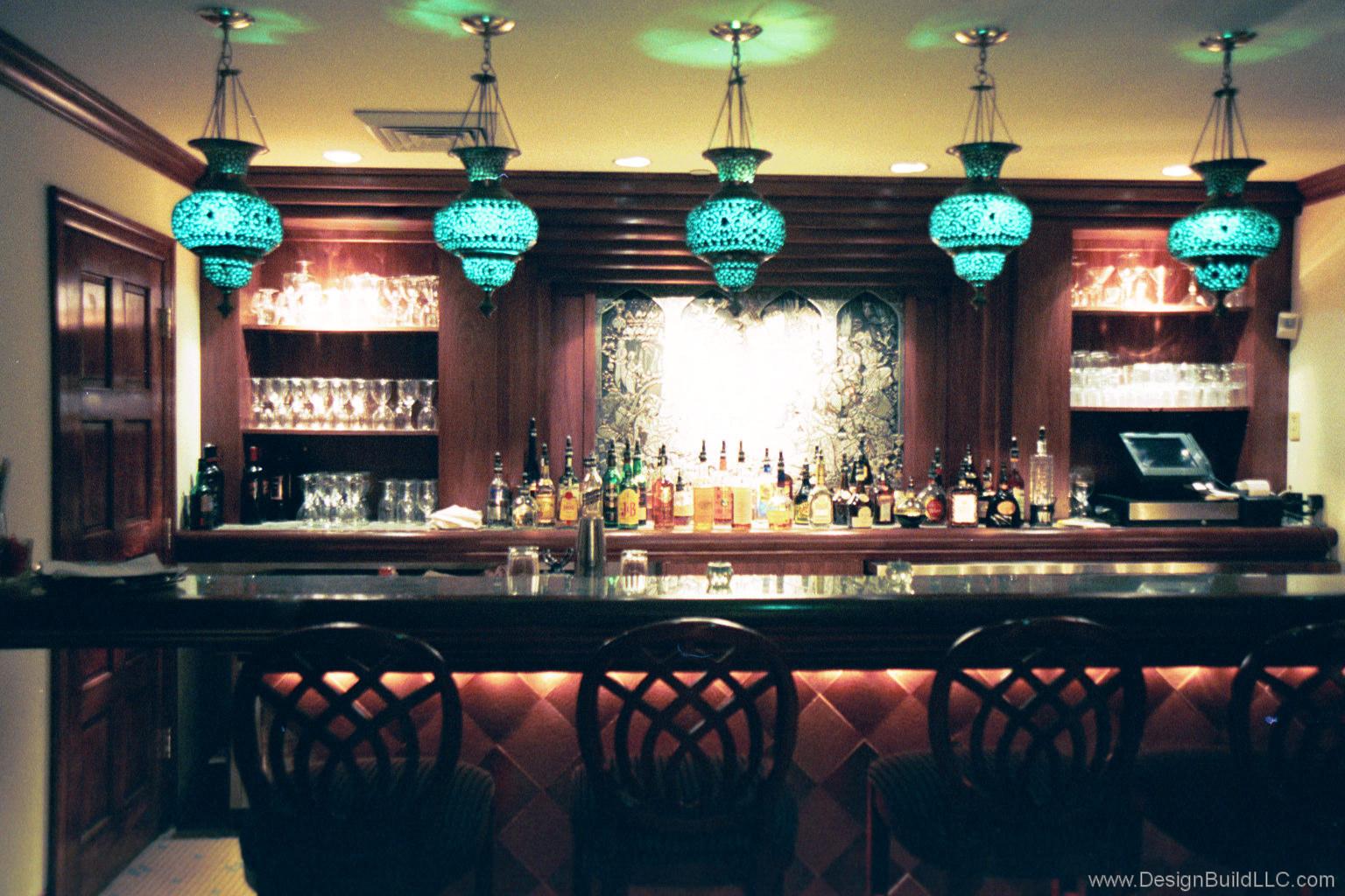 Bar at Persian Room