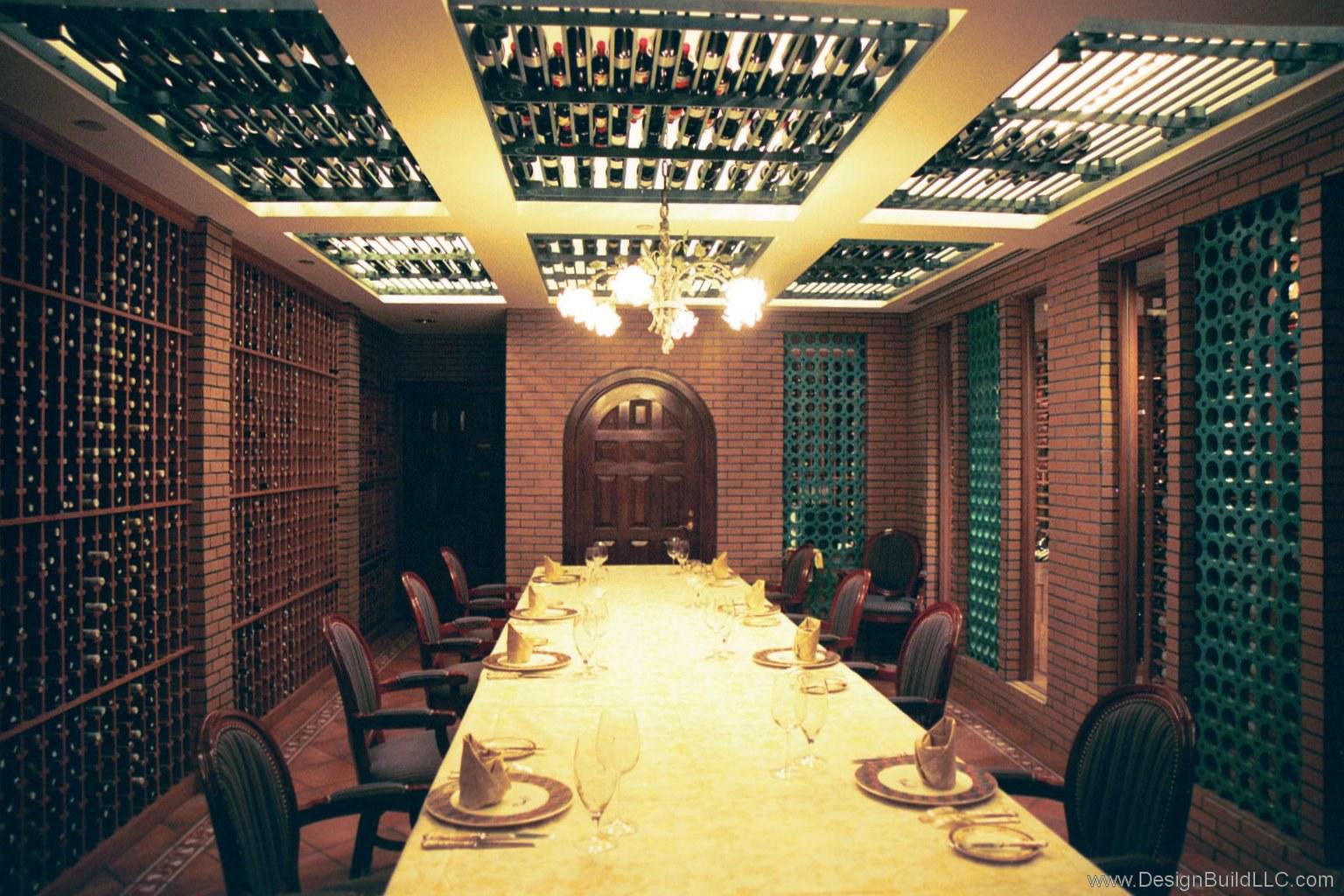 Wine Cellar Private Dining Room