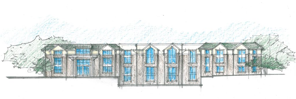 Front Elevation Conceptual Drawings
