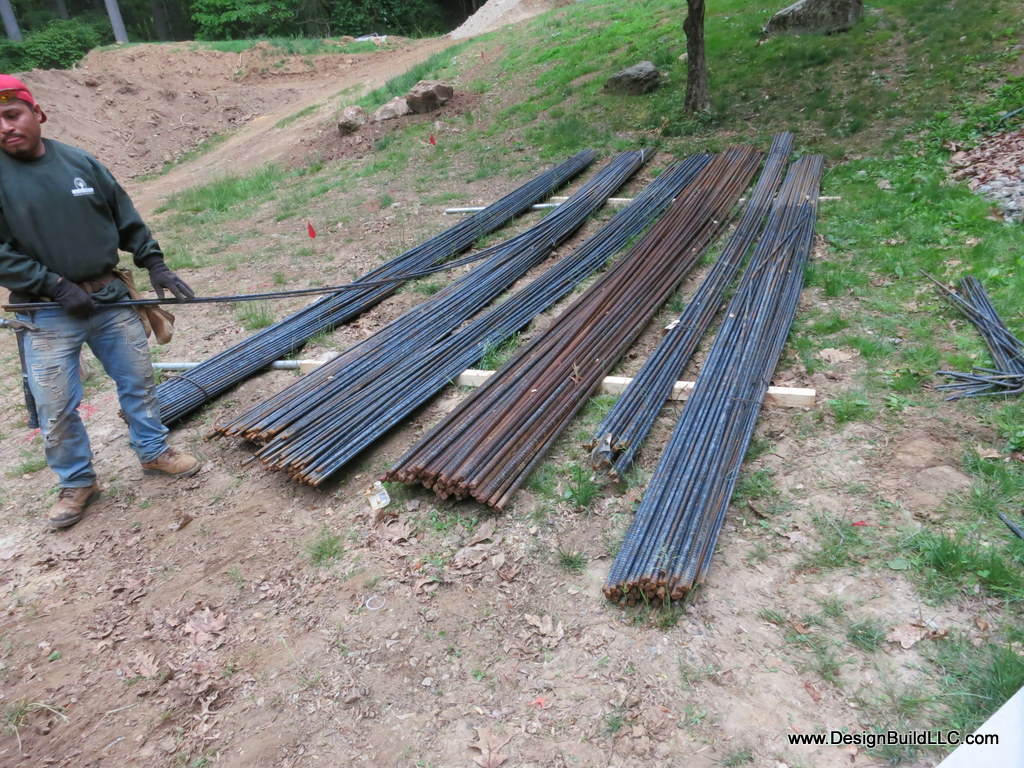 16 tons of rebar is sorted...