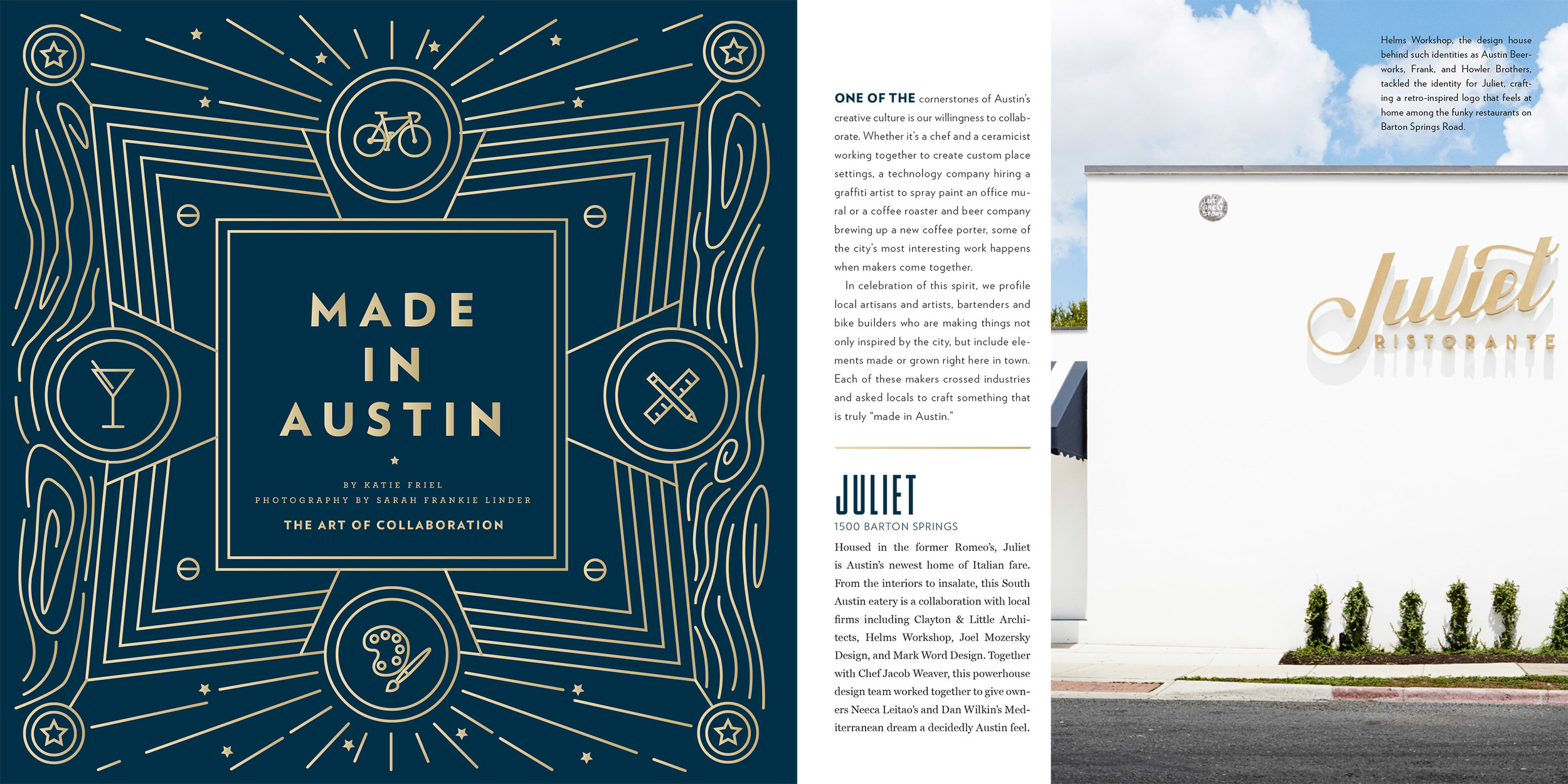 "TRIBEZA // ""Made in Austin"" Feature // August 2015"