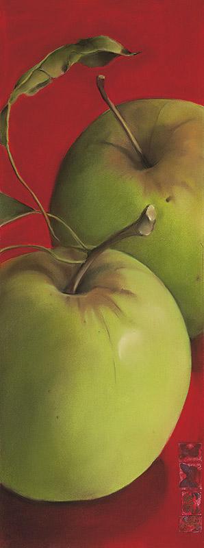 Gravenstien Apples