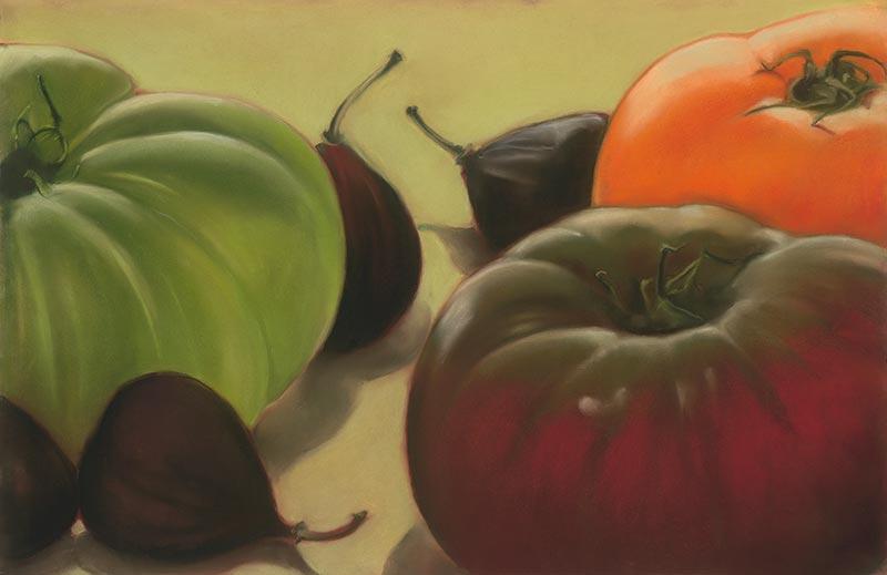 Heirloom Tomatos 1