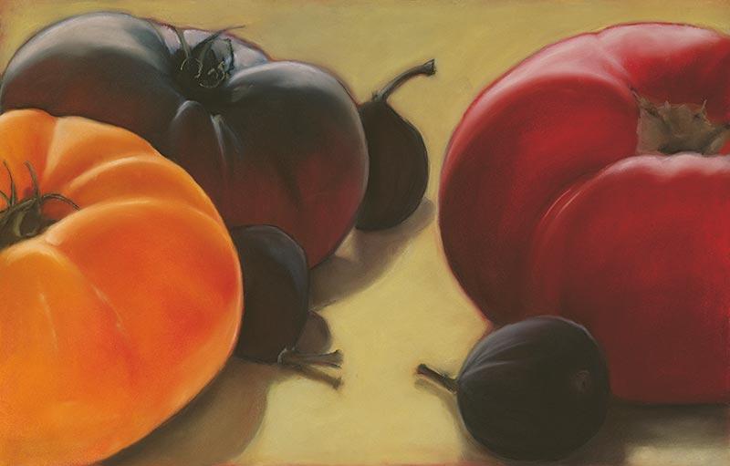 Heirloom Tomatos 2