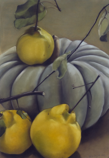 Pumpkin and Quince