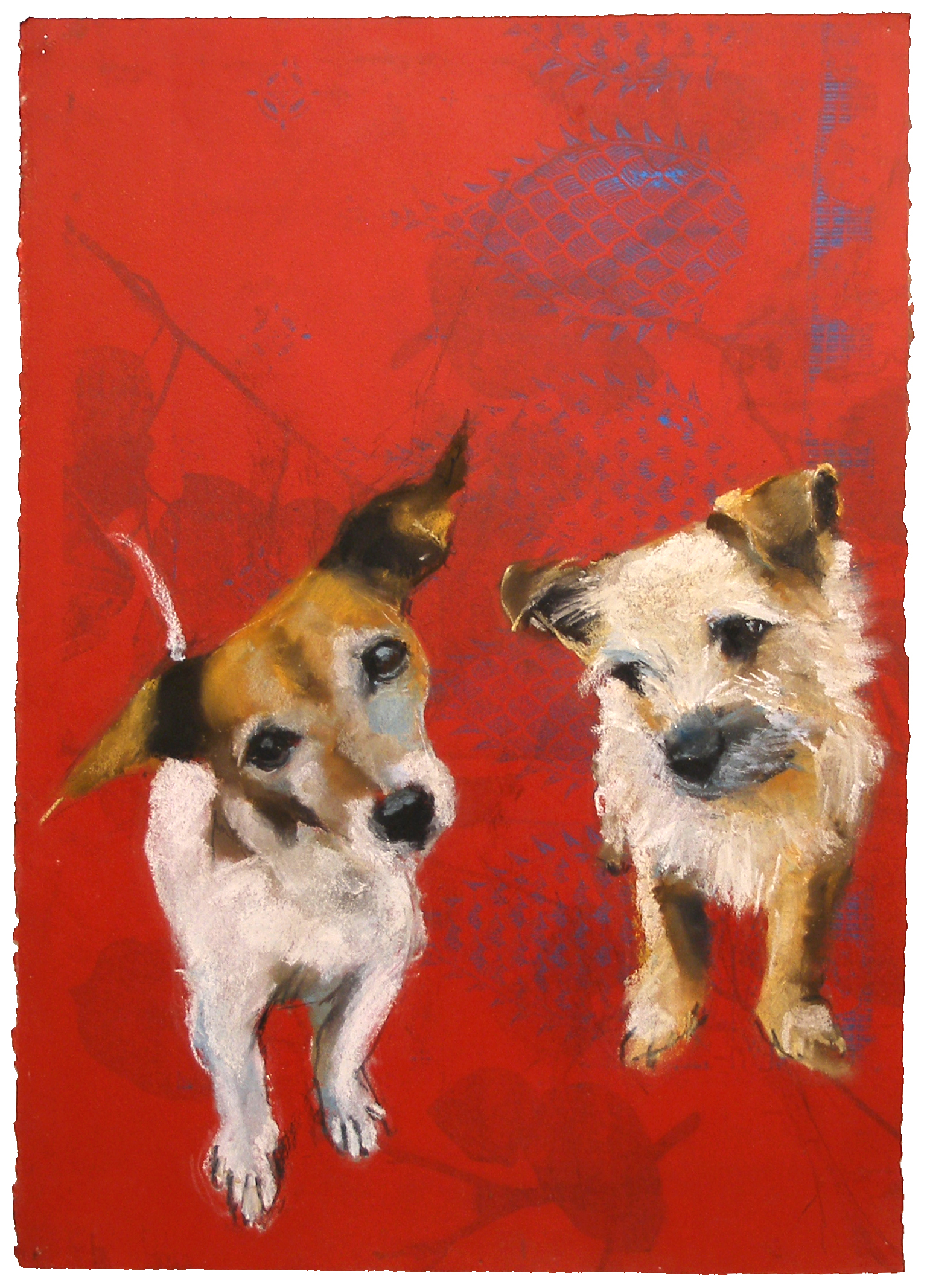 2 Dogs # 11