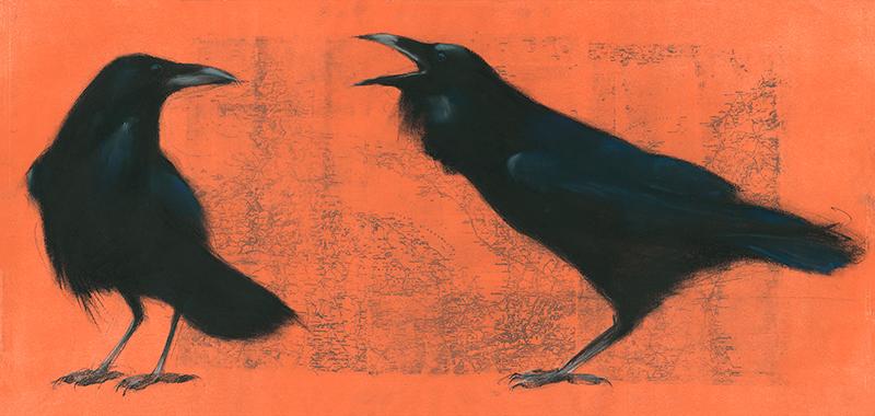 Ravens on Europe