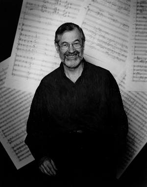 Composer Srul Irving Glick