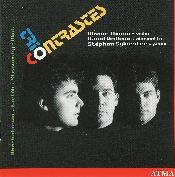 Trio contrastes - Khachaturian, Bartók, Stravinsky & Glick
