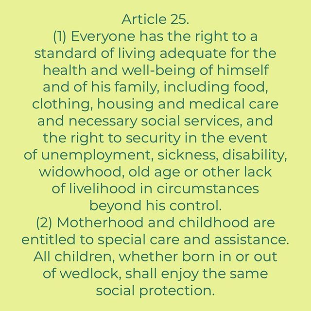 #universaldeclarationofhumanrights #humanrights #healthcare #childrensrights