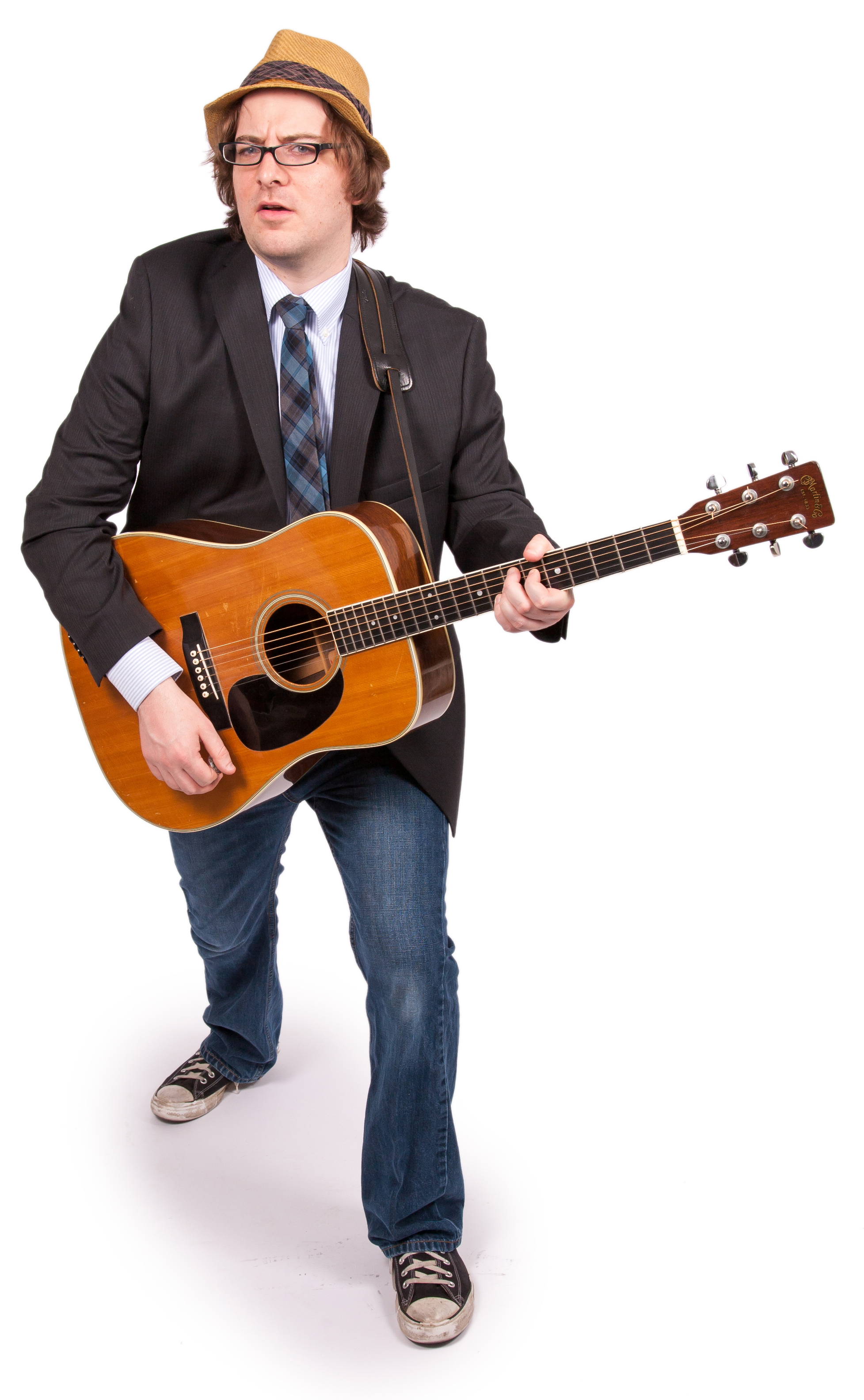 Adam Dalton  -  A musician infatuated with folk, blues, jazz & old time rock,  country and soul music.