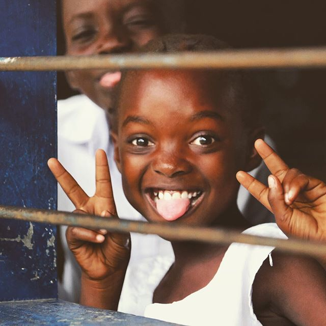 ✌️😜✌️ . . . #Kinshasa DRC #Congo @unicefrdcongo @unicef