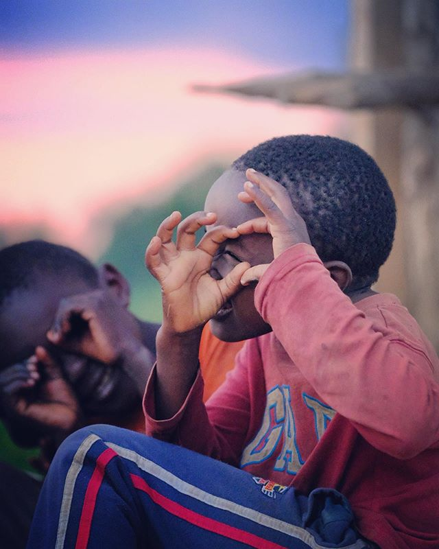 Let kids be kids 🙂🙃🙂🙃 . . . #Beni #NorthKivu #DRC #Congo @unicefrdcongo @unicef