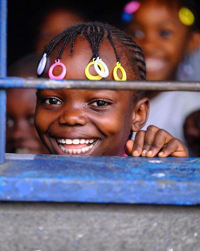 #ForEveryChild, laughter 😃 . . . #Kinshasa #DRC #Congo @unicef @unicefrdcongo