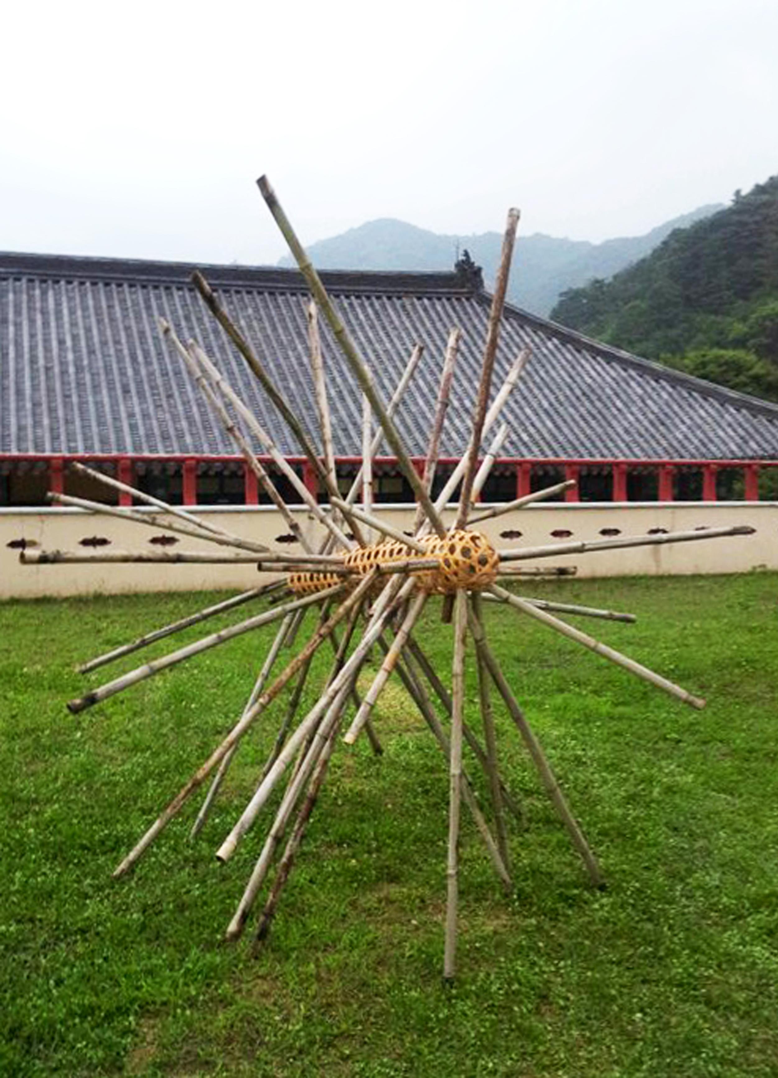 Bamboo'd