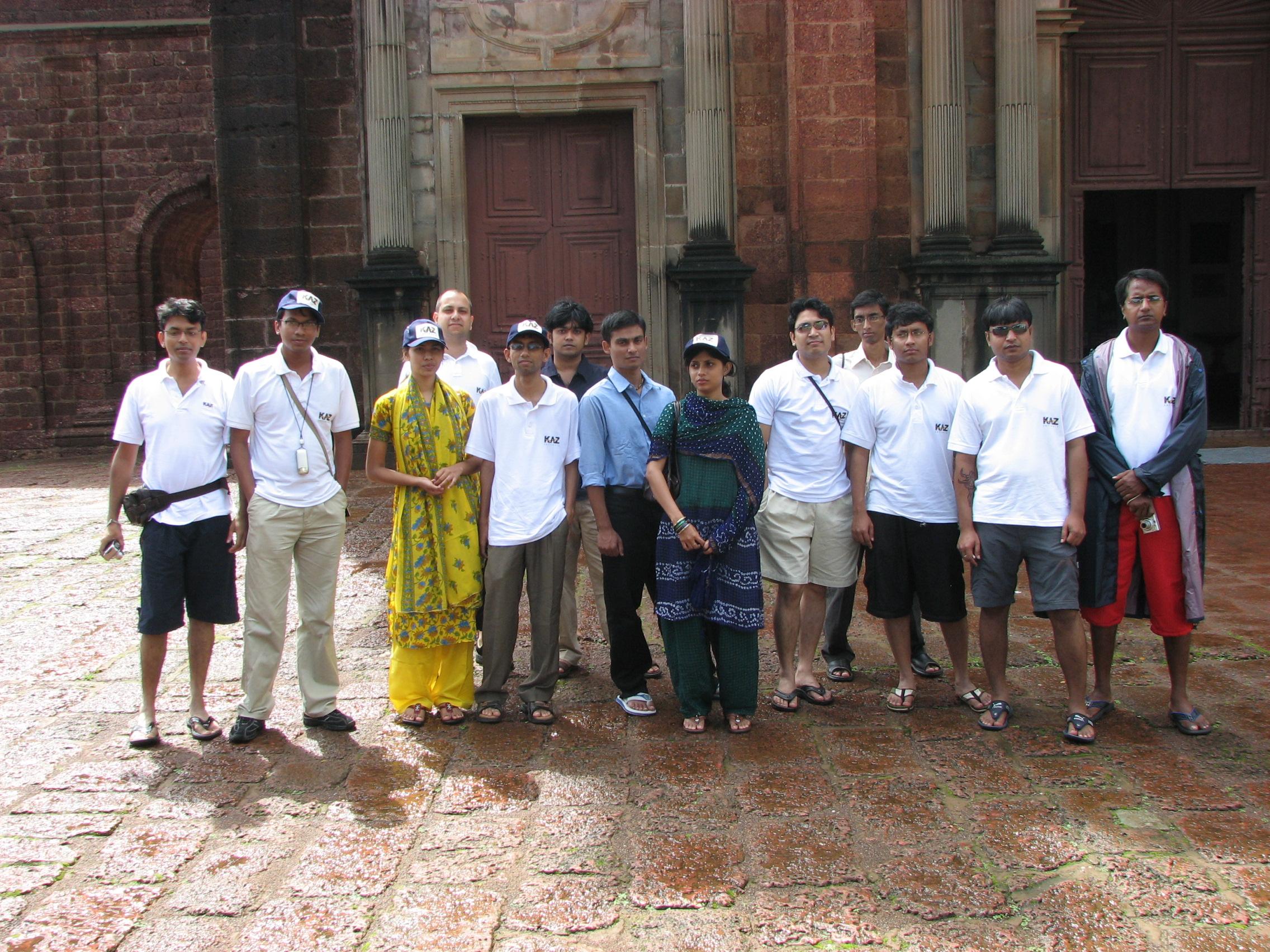 Goa, India -2007