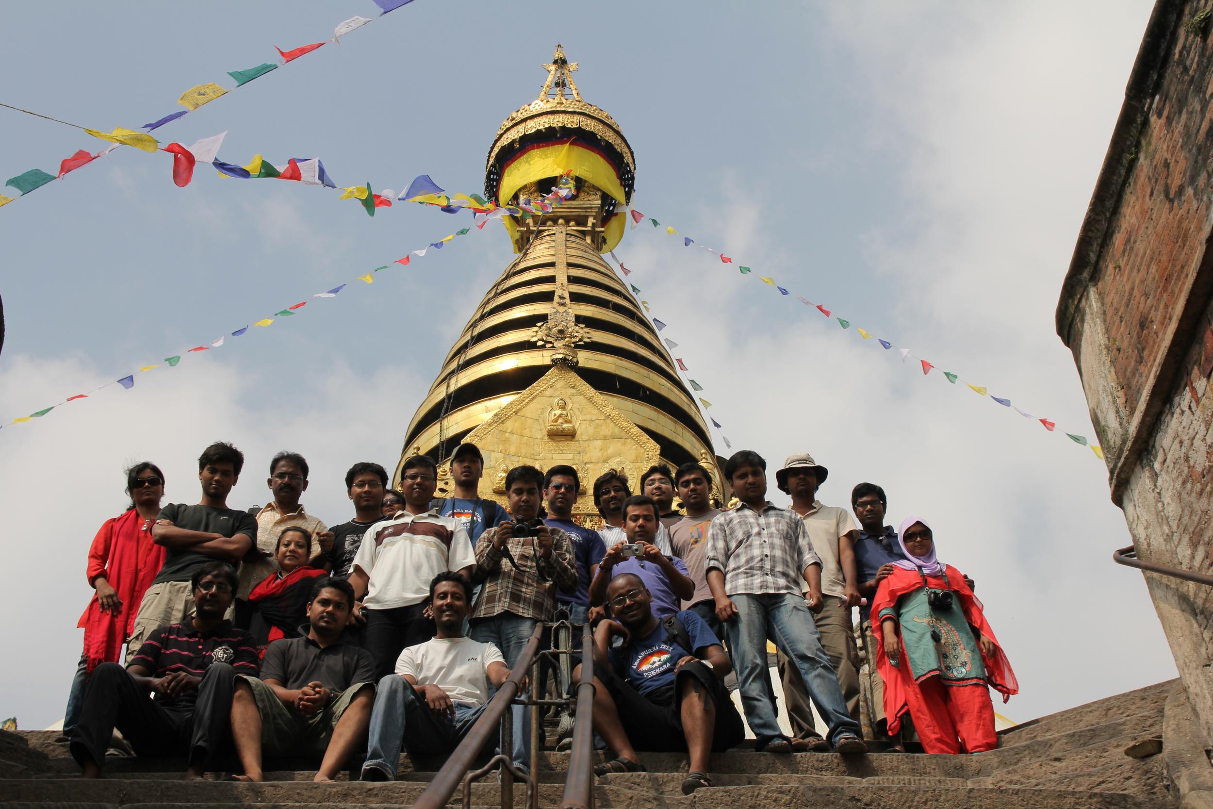 Kathmandu, Nepal - 2012