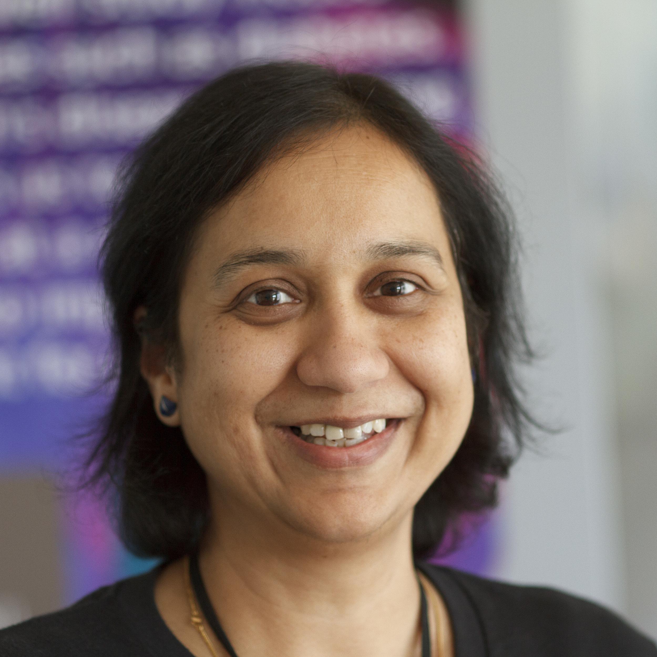 Nanda Rodrigues (India & Trinity 1984)
