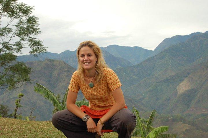 Laurel Gabler (New York & Green Templeton 2008)