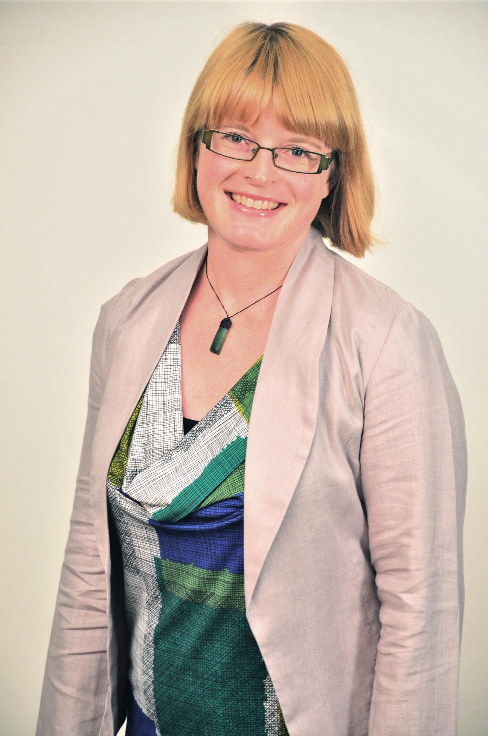 Holly Walker (New Zealand & University 2007)