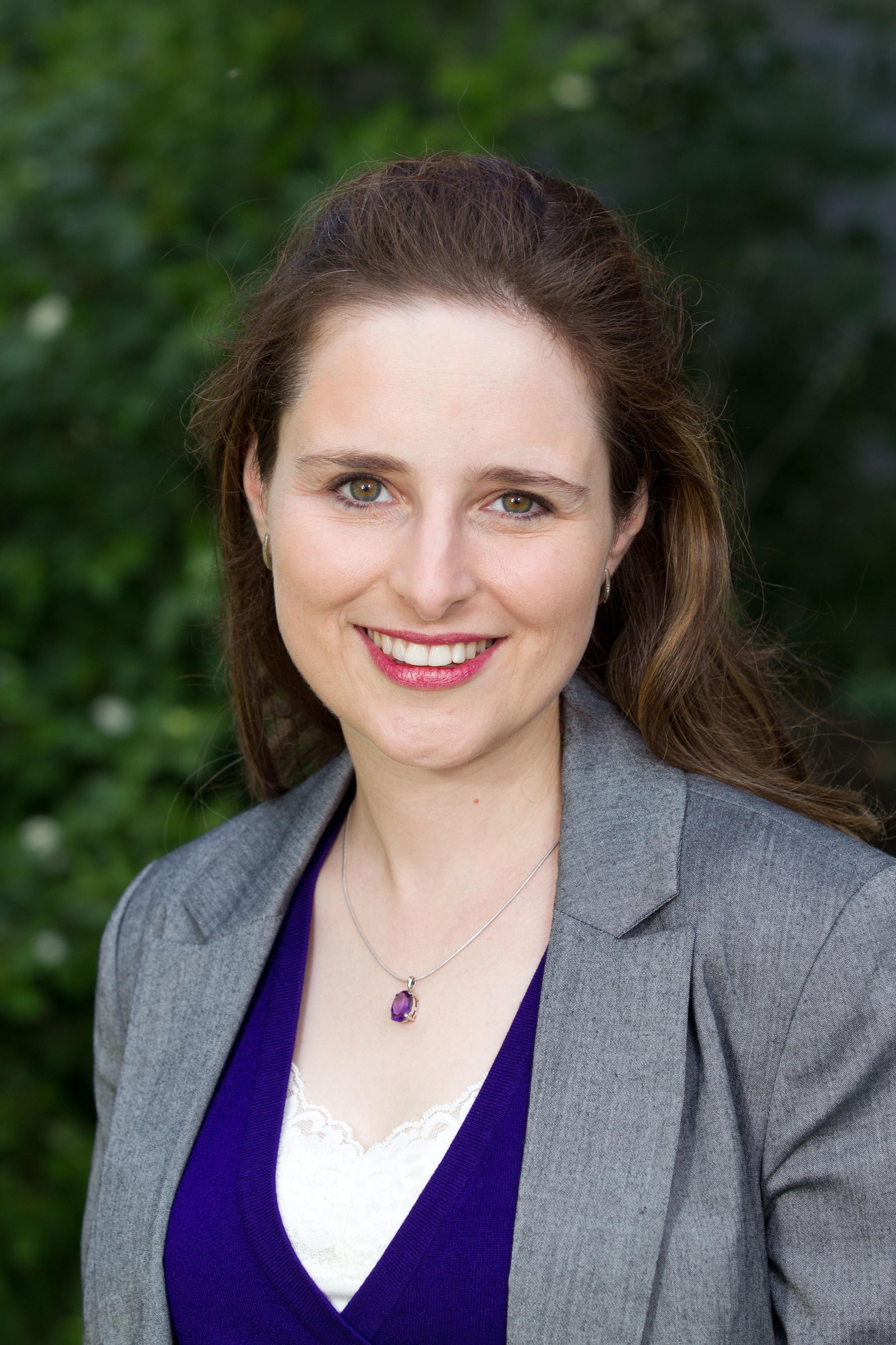 Sara Kreindler (Manitoba & Pembroke 1999)
